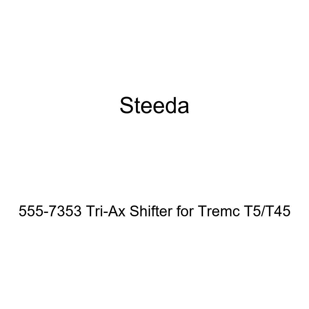 Steeda 555-7353 Tri-Ax Shifter for Tremc T5/T45 by Steeda