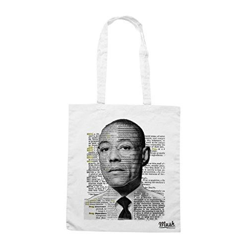 Borsa Gusfring Droghe Breaking Bad - Bianca - Film by Mush Dress Your Style
