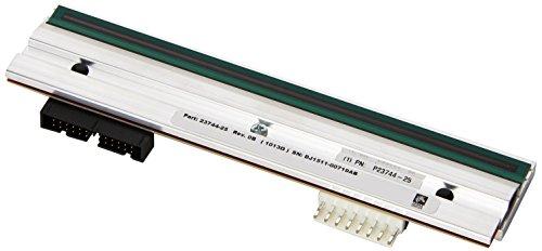 - Zebra Technologies P1004237 Printhead for 170XI4 Printer and ZE500-6 Print Engine, 300 dpi Resolution