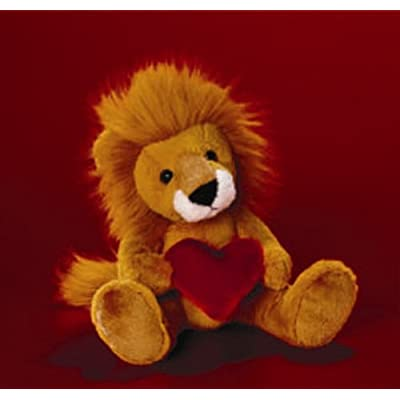 "10"" Lil Softies Plush- Lion: Toys & Games"