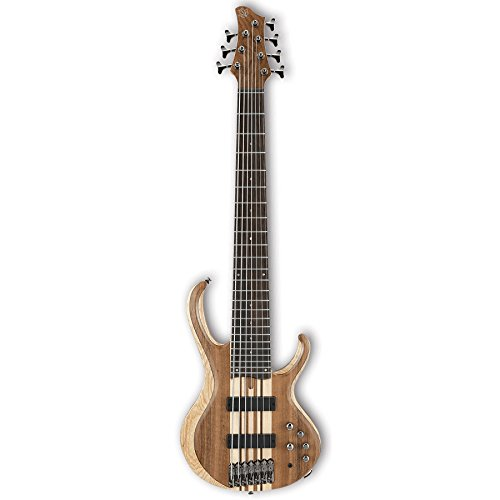 Ibanez BTB747 7 string Electric Bass Guitar with Mahogany-backed for sale  Delivered anywhere in USA