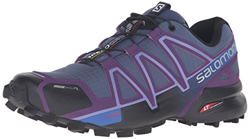 39 4 1 Vert CS Salomon Slateblue Femme EU 3 Speedcross de Trail Black Purple Bleu Chaussures Cosmic W zw8Hqv
