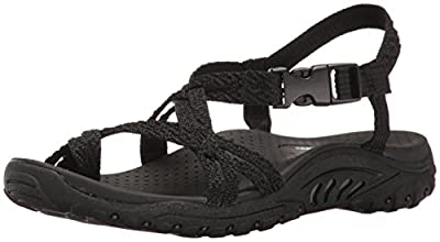 Skechers Women's Reggae Bahamas Toe Ring Sandal