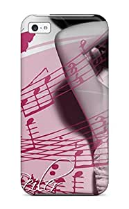 Fashion Design Hard Case Cover Nadine Beiler Protector For Iphone 5c Kimberly Kurzendoerfer