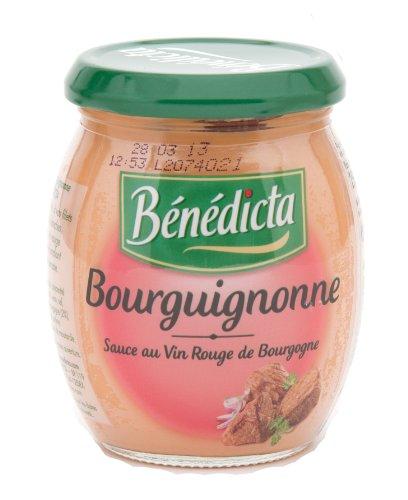 French Benedicta Burgundy Sauce Benedicta-Sauce Bourguignonne - 8,47 (Beef Burgundy Sauce)