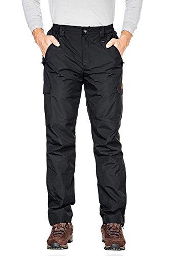 Nonwe Men's Snow Ski Pants Winter Outdoor Water Resistant Windproof