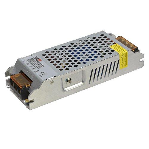 2017 New Switching Power Supply 24 Volt 100 Watt 4 Amp LED Driver AC-DC Lighting Transformer for LEDs Light Strips Modules (SANPU CL100-W1V24)