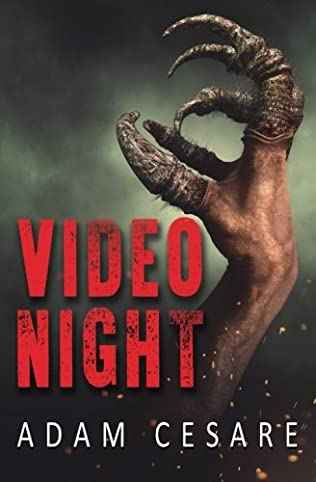book cover of Video Night