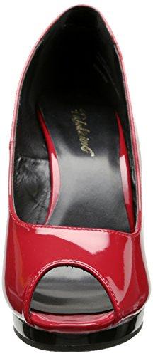 Fabulicious Women's Flair 474 Dress Sandal Red Q3zpN