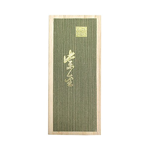 Temple Incense Ja Kuem (Precious Gold) Oriental Incense Large 140~160 Stick Box by CHUI-WOON-MYONG-HYANG