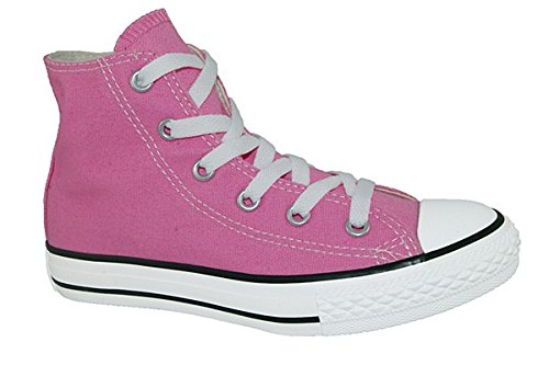 Converse All Star Hi Infant Shoes - Pink - UK 10