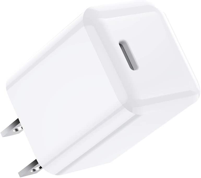 Fast Charger, Dili 20w USB C Wall Charger for iPhone SE 2020/11 /Xs/Max/XR/X /8 Plus, 3.0 Durable Compact Fast Charger Also Compatible for Ipad Pro/Airpods/Android Phone and More