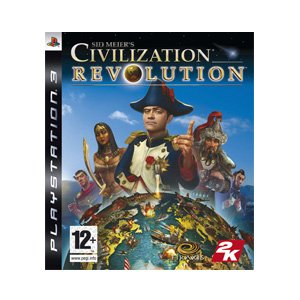 Civilization Revolution: Sid Meier - PS3 (Ps3 Civilization)