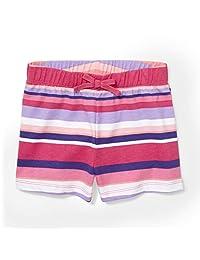 The Children's Place - Pantalones Cortos con cordón para niñas