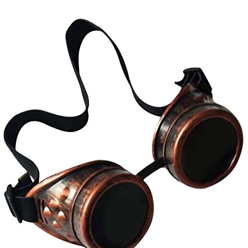 lzndeal gafas Punk Eclipse gafas de destello Solar gafas de protección contra los shades 14 Goggles Certified Safe Sun Viewing: Amazon.es: Bricolaje y ...