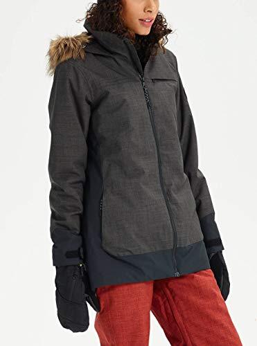 Black De Pour Burton True Lelah Homme Veste Snowboard Heather UqVzMSp