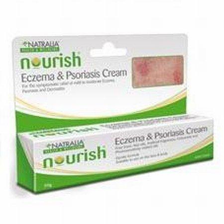 Natralia Eczema And Psoriasis Cream -- 2 oz