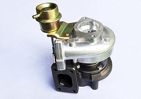 T25/T28 T25 Cargador de Turbo 240sx S13 SR20DET KA24DE Motor: Amazon.es: Coche y moto