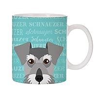 Adorable Dog Breed Specific 11oz Ceramic Coffee Mug