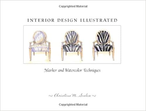 Interior Design Illustrated 1 Spi Ill Edition