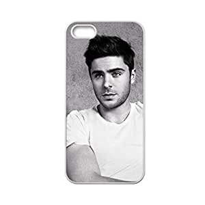 Generic Custom Back Phone Case For Man Print With Zac Efron For Apple Iphone 5 5S Choose Design 1