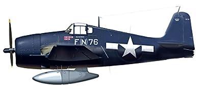 Hobby Master, Grumman F6F-5N Hellcat, BuNo 78669, Yontan Airfield, Okinawa, May 1945, 1:32 Die Cast Model, HA0304