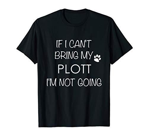 (I Love My Plott Hound Gifts Tshirt Plott Mom Plott Dad Shirt)