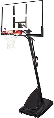 Spalding Portable Angled Backboard Basketball