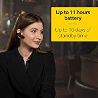 Jabra Talk 5 Bluetooth Headset For Hands Free Calls With Intuitive Design And Simple Use Amazon Sg Electronics