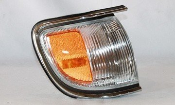 TYC 18-3407-00 Nissan Pathfinder Front Passenger Side Replacement Corner/Side Marker Lamp Assembly
