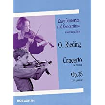 Concerto in B Minor, Op. 35: Easy Concertos and Concertinos Series for Violin and Piano