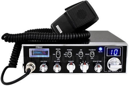 Galaxy DX-33HP2 10 Meter Mobile Ham Radio