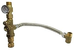 caskcash acme  cash mixlf lead  heat guard tank booster pro water heater mixing
