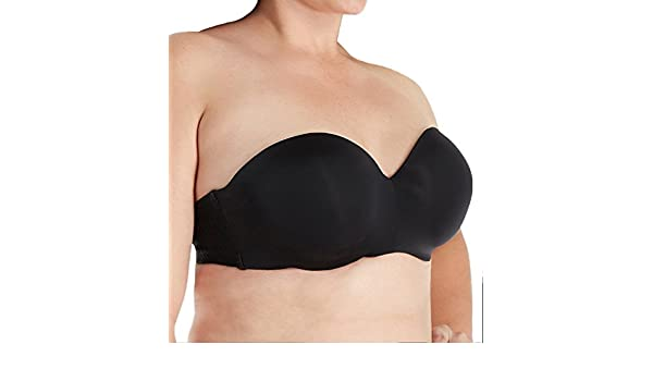 232c7e028f443 Ashley Graham Phenomenon Strappy Convertible Strapless Bra (760457) at  Amazon Women s Clothing store