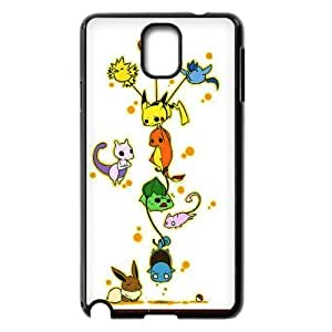 FOR Samsung Galaxy NOTE3 Case Cover -(DXJ PHONE CASE)-Cute Cartoon Pikachu-PATTERN 11