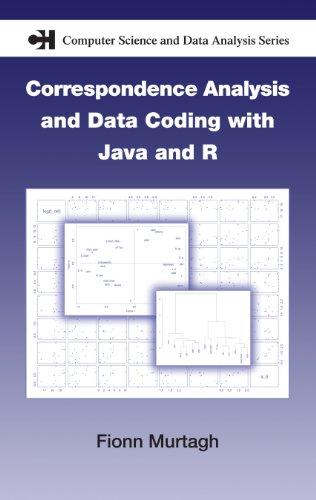Correspondence Analysis and Data Coding with Java and R (Chapman & Hall/CRC Computer Science & Data Analysis Book 4) (English...