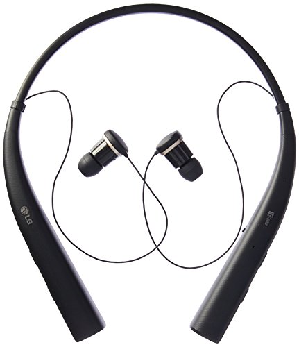 Pro Stereo Headset - LG TONE PRO HBS-780 Wireless Stereo Headset - Black