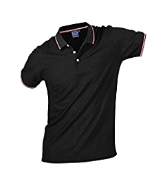 David Nadeau Men Polo Shirt Short Sleeves Slim Fit Solid Cotton Camisa Polos Hombre Plus Size C01 Xxs at Amazon Mens Clothing store: