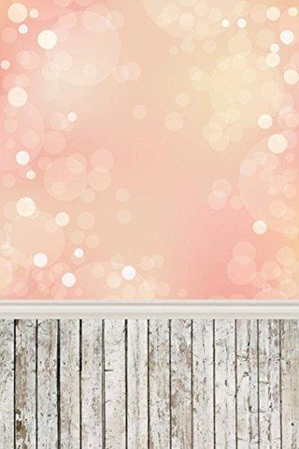 YJYdada Lover Dreamlike Glitter Haloes Photography Background Studio Props Backdrop (90cmX150cm)(D) Photo #2