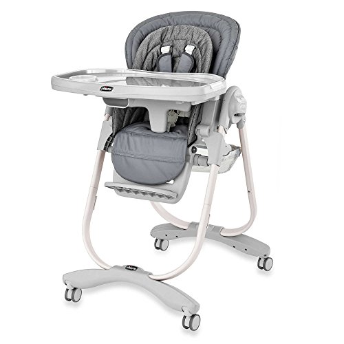 Chicco Superior Comfort Polly Magic High Chair, (Chicco Table Seat)