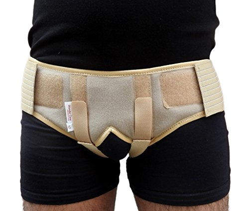 Wonder Care- Double Inguinal Hernia Support Belt - Groin ...