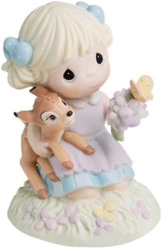 Precious Moments Disney Collection Discover The Beauty All Around You Figurine