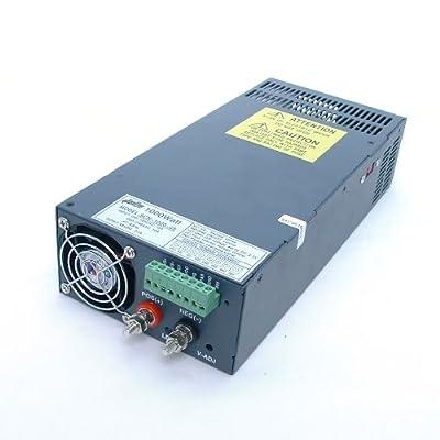 AmpFlow SCN-1000-48 1000W, 21A, 48V DC Power Supply