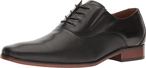 ALDO Men's Dress Lace Up Shoes, OLILIRIA in Black, Size 9.5 Uniform D US ()