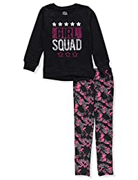 Alura My Destiny Girls' 2-Piece Leggings Set Outfit