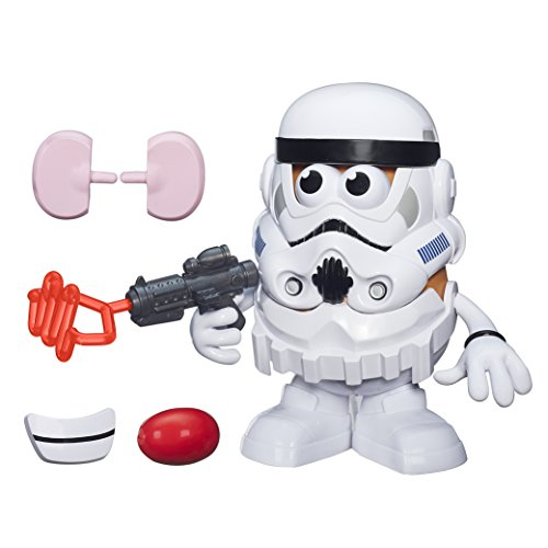 Stormtrooper Costumes Blaster (Playskool Mr. Potato Head Spudtrooper)