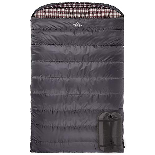 coleman 2 person sleeping bag - 9