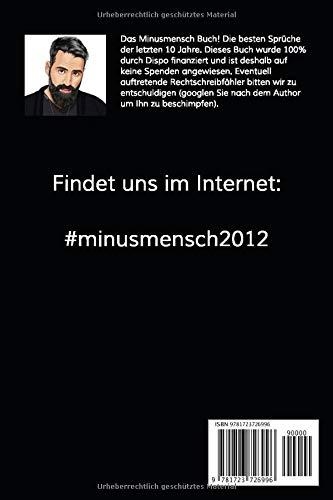 Minusmensch