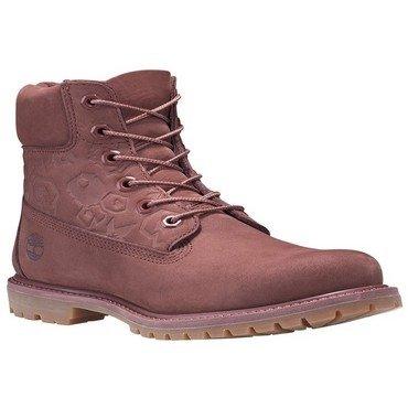 Timberland Women's 6'' Premium Boot (5.5 B (M) US, Sable)