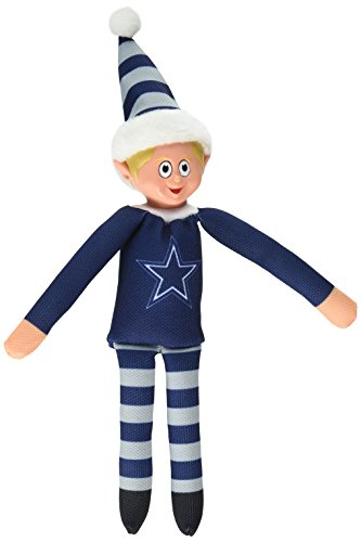 Dallas Cowboys Team Elf (Good Places To Put Elf On The Shelf)